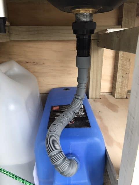 van conversion sink