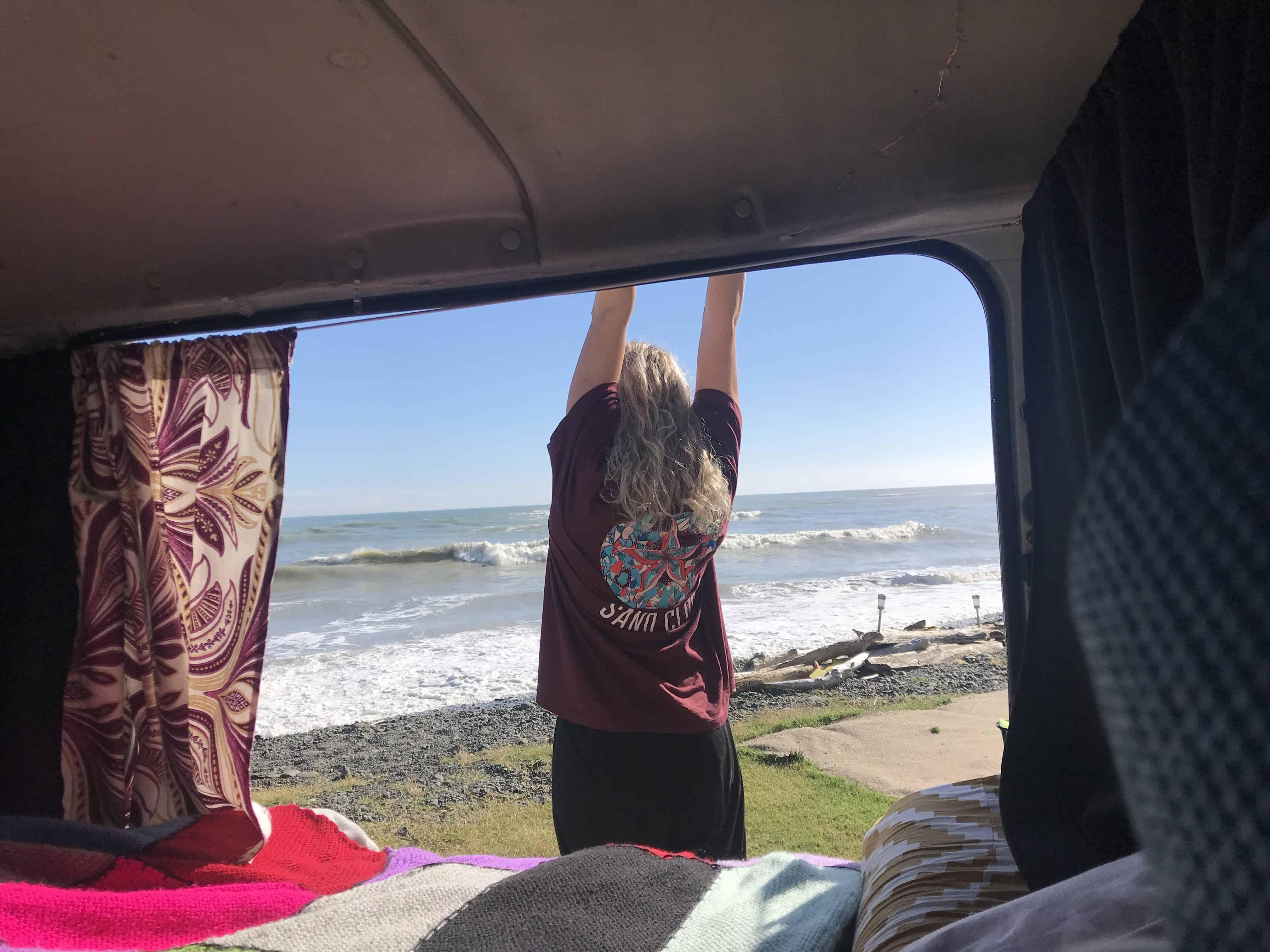 Van Living Full Time