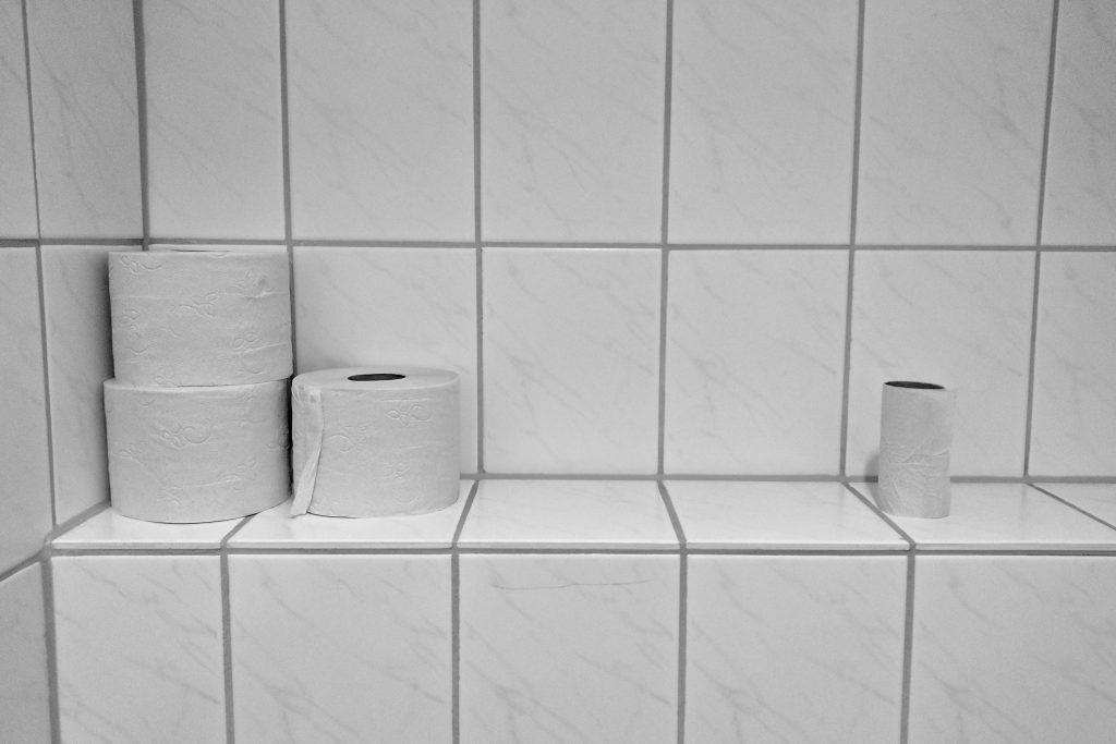 toilet vanlife